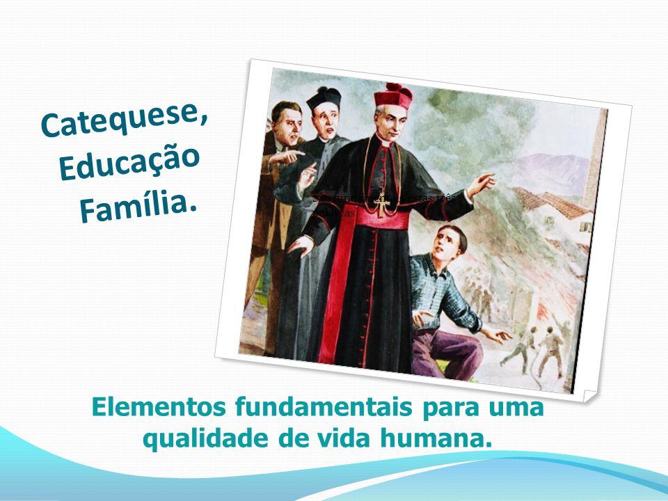 Catequese, Educação Família.