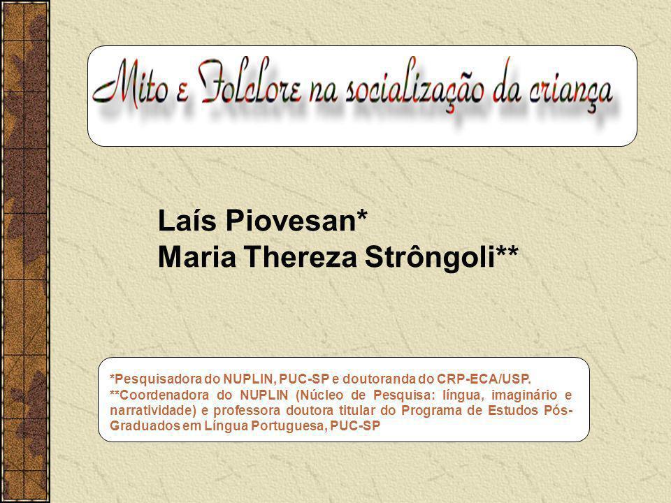 Maria Thereza Strôngoli**