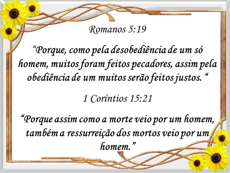 Romanos 5:19