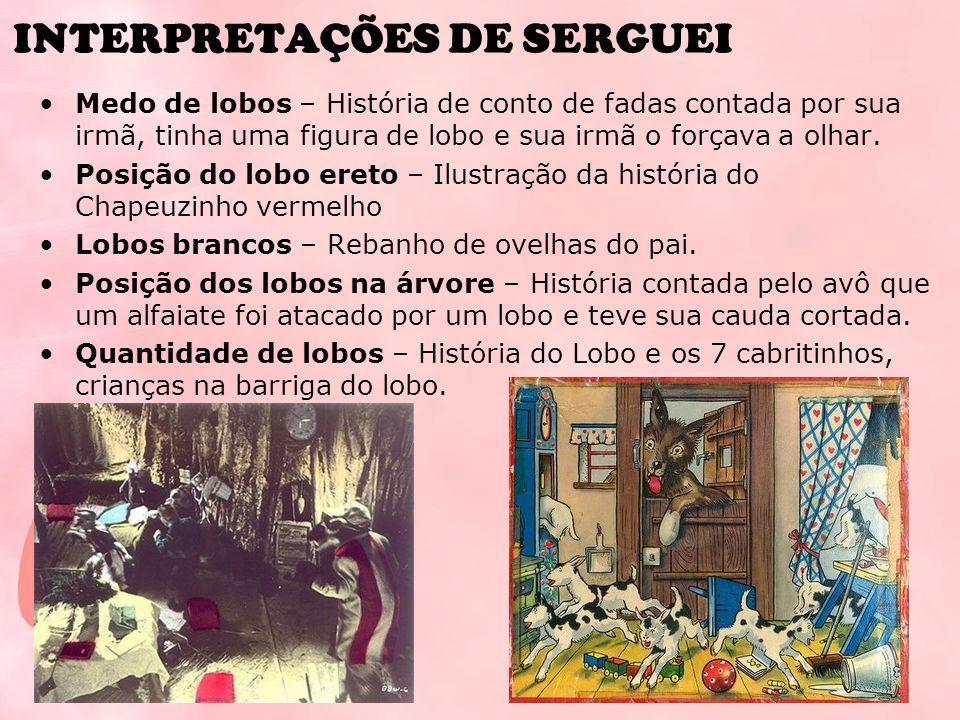 INTERPRETAÇÕES DE SERGUEI