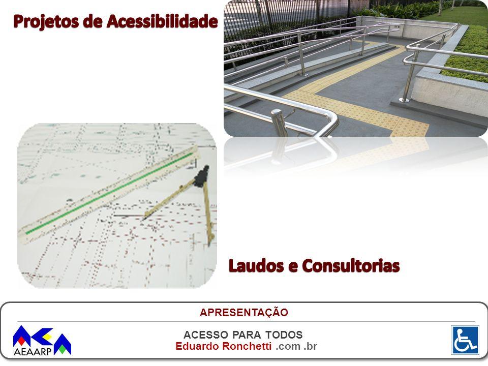 Projetos de Acessibilidade