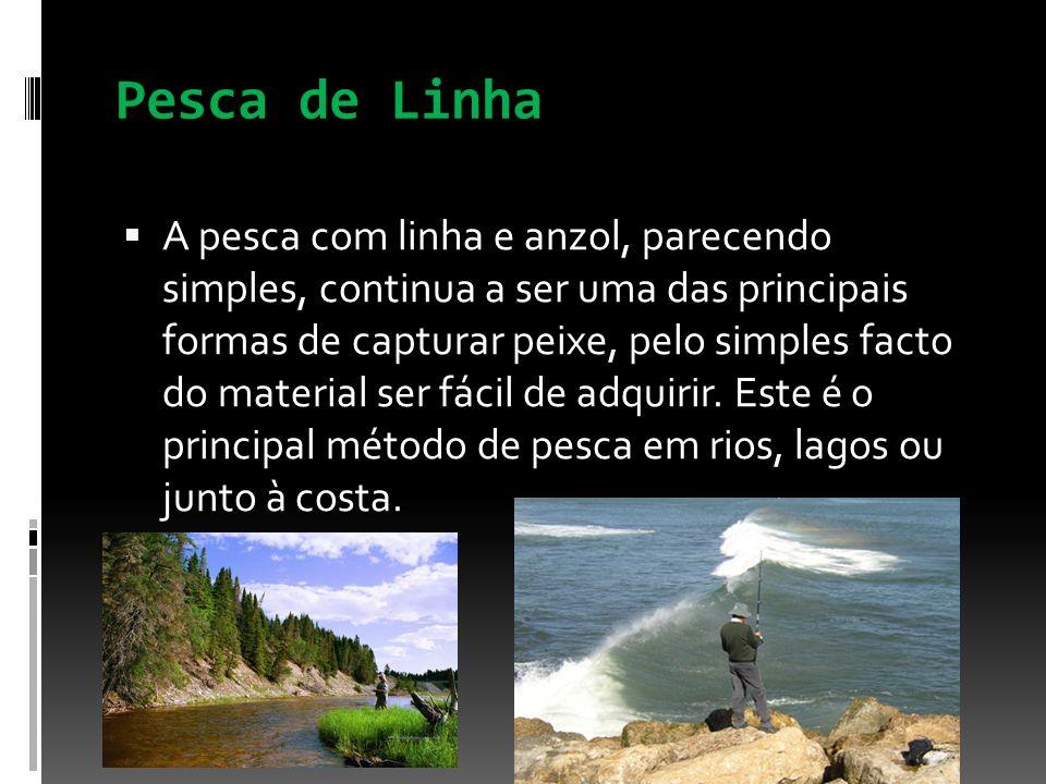 Pesca de Linha