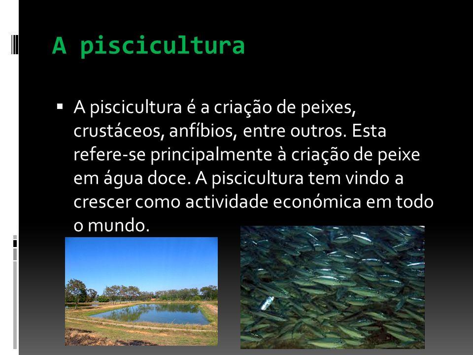 A piscicultura