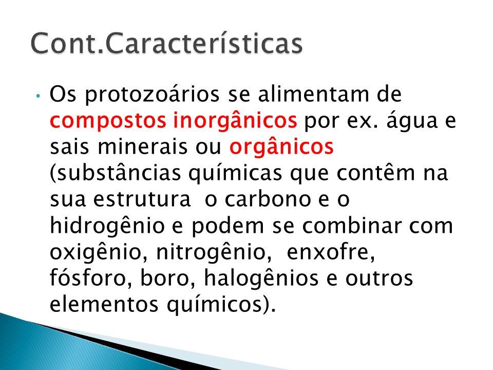 Cont.Características
