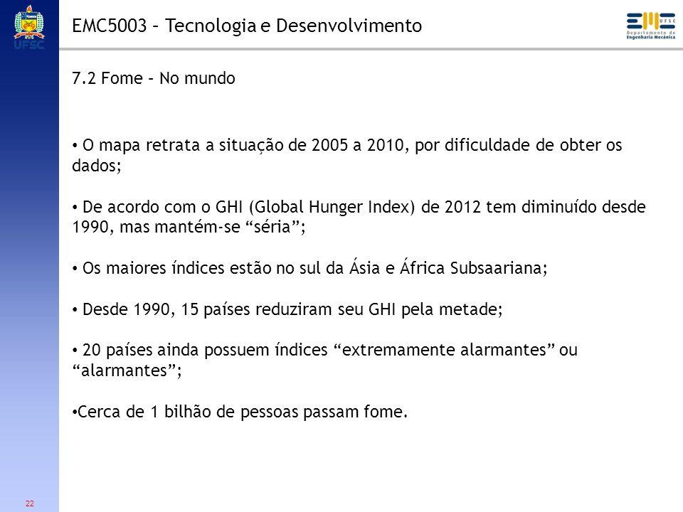EMC5003 – Tecnologia e Desenvolvimento