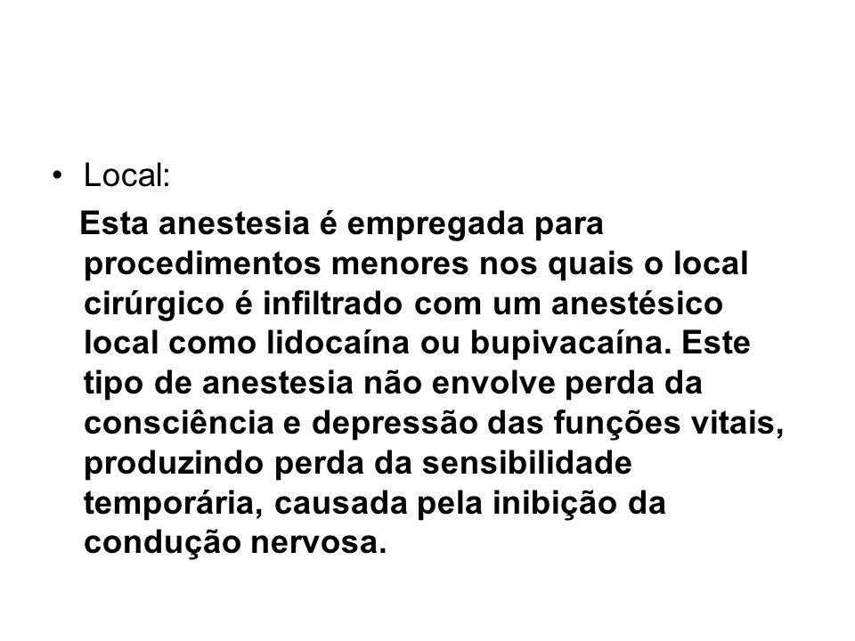 Local: