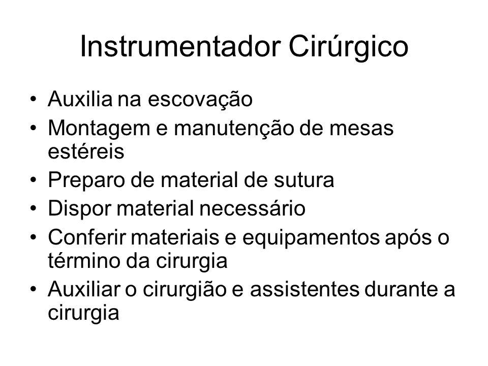 Instrumentador Cirúrgico