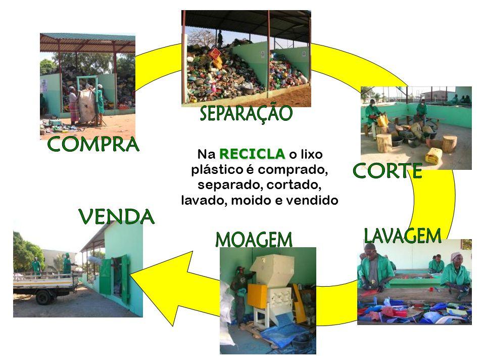 SEPARAÇÃO COMPRA CORTE VENDA LAVAGEM MOAGEM