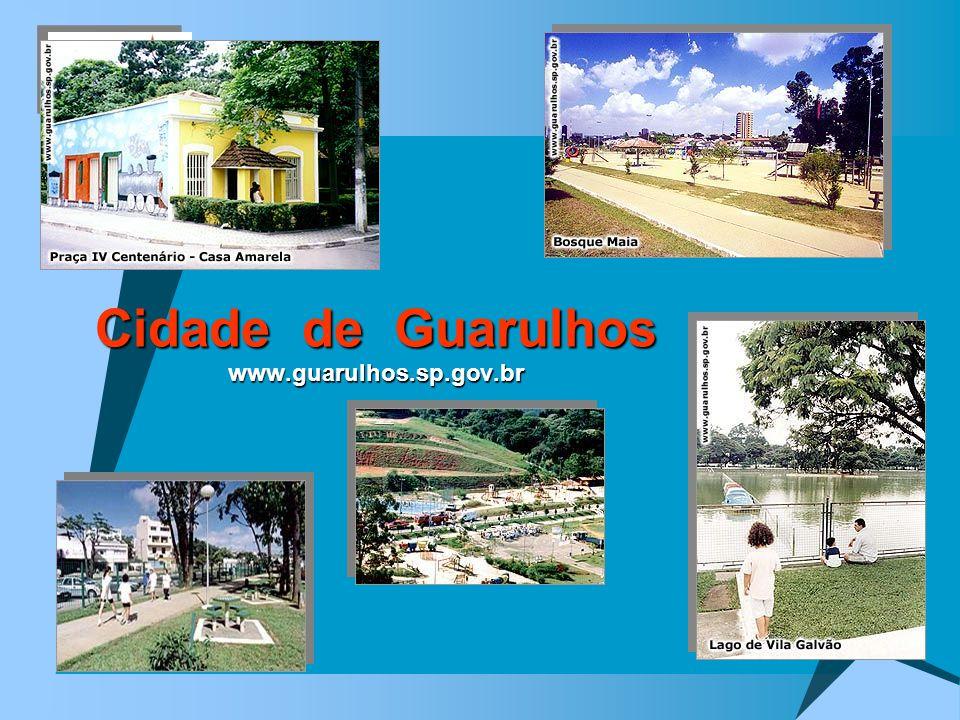 Cidade de Guarulhos www.guarulhos.sp.gov.br