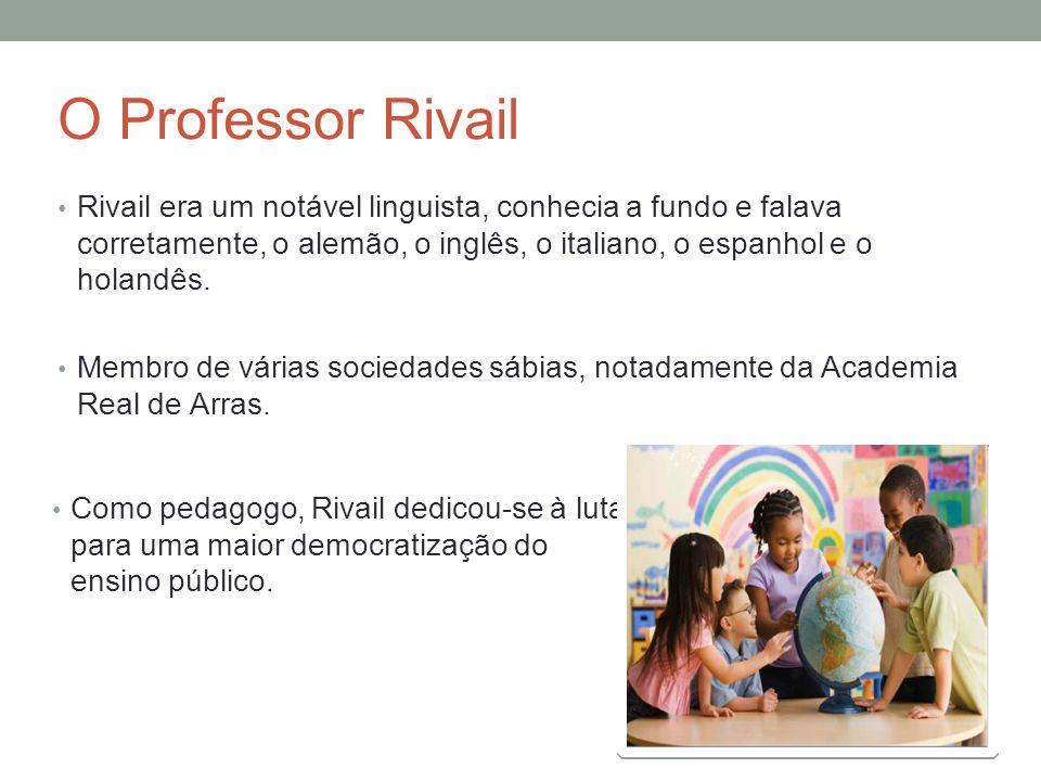 O Professor Rivail