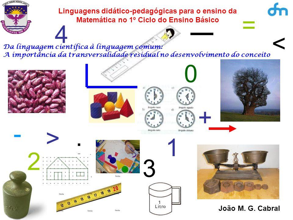 Linguagens didático-pedagógicas para o ensino da