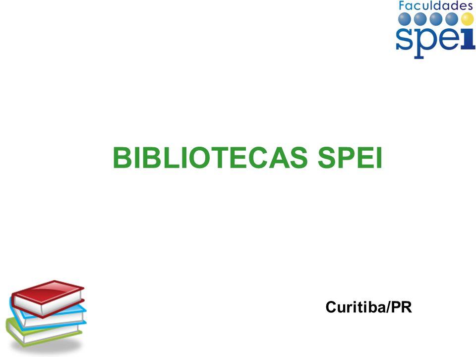 BIBLIOTECAS SPEI Curitiba/PR
