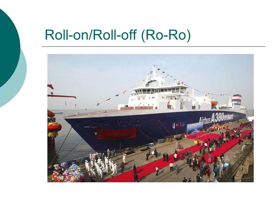 Roll-on/Roll-off (Ro-Ro)