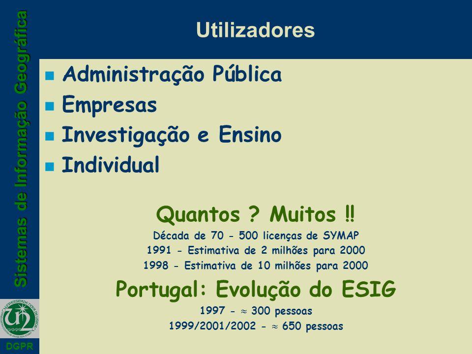 Administração Pública Empresas Investigação e Ensino Individual