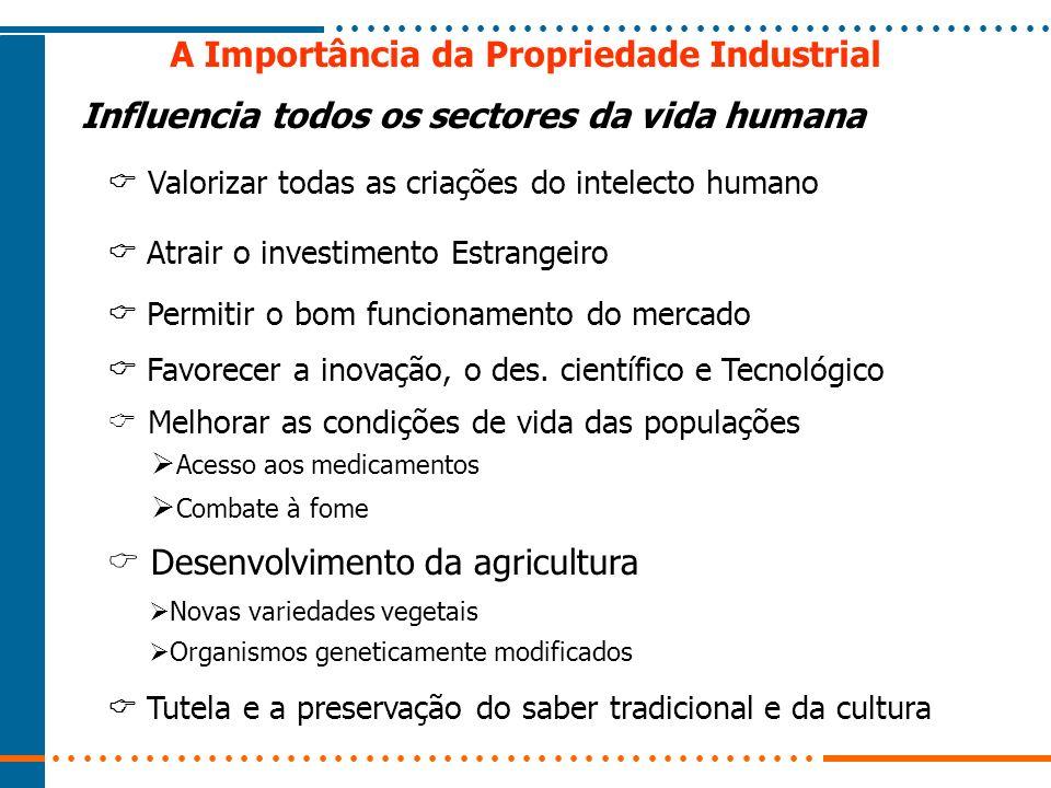 A Importância da Propriedade Industrial
