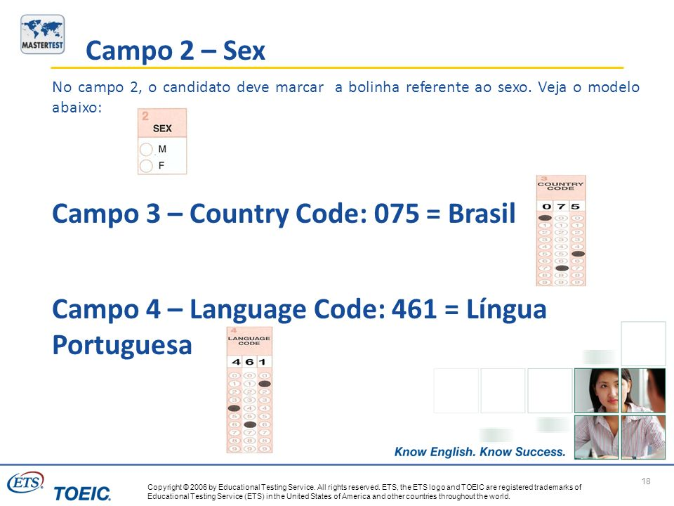 Campo 3 – Country Code: 075 = Brasil