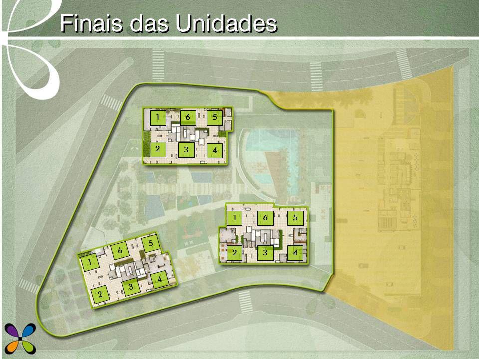 Finais das Unidades 1 6 5 2 3 4 1 6 5 5 6 2 3 4 1 4 3 2