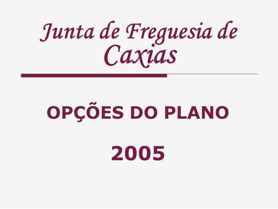 Junta de Freguesia de Caxias