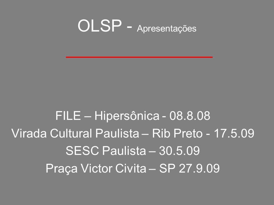 OLSP - Apresentações FILE – Hipersônica - 08.8.08