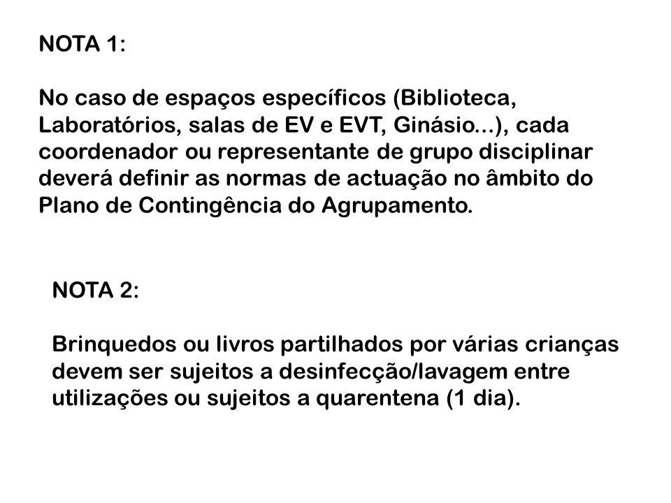 NOTA 1: