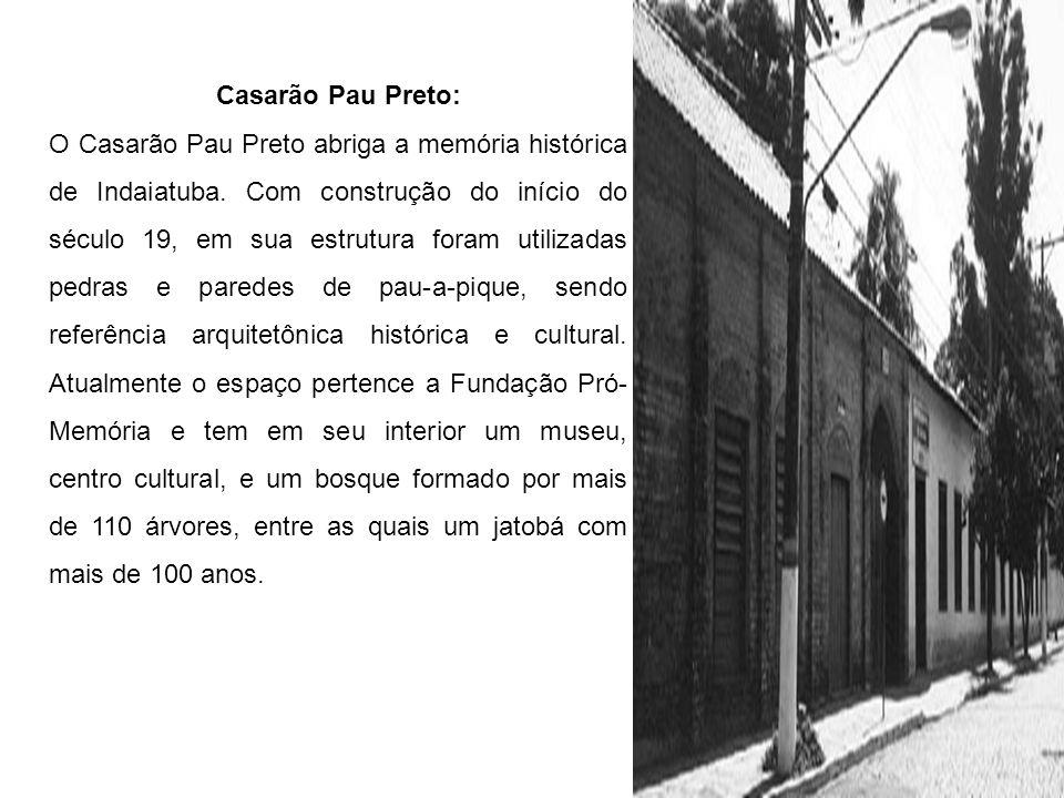 Casarão Pau Preto: