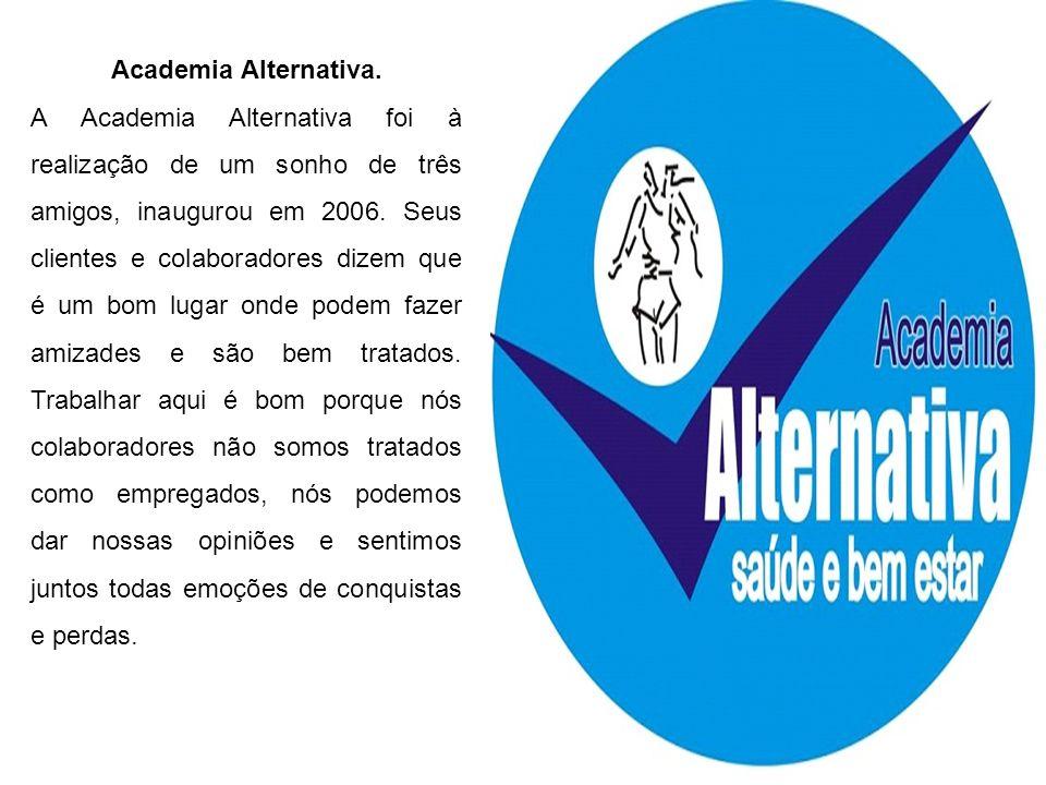 Academia Alternativa.