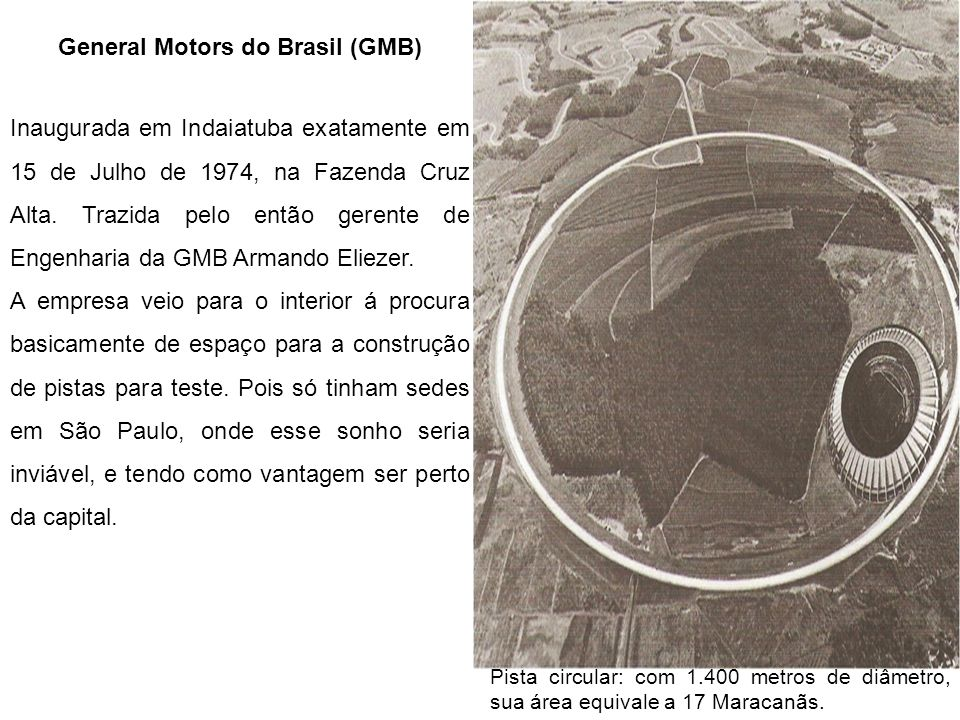 General Motors do Brasil (GMB)