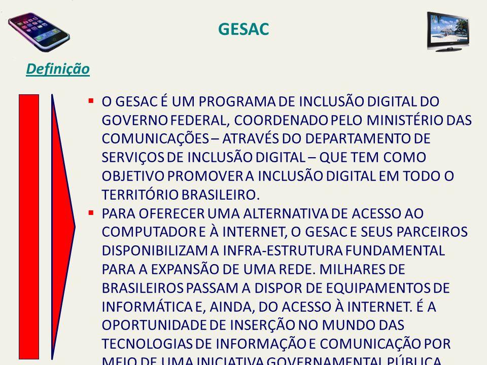 GESAC Definição.