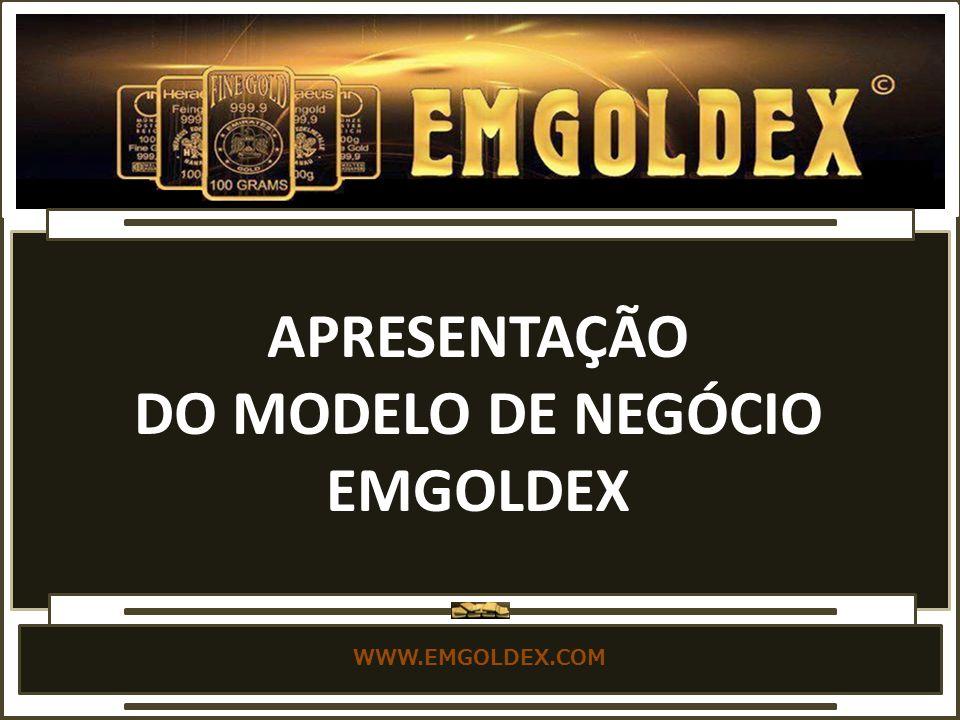DO MODELO DE NEGÓCIO EMGOLDEX