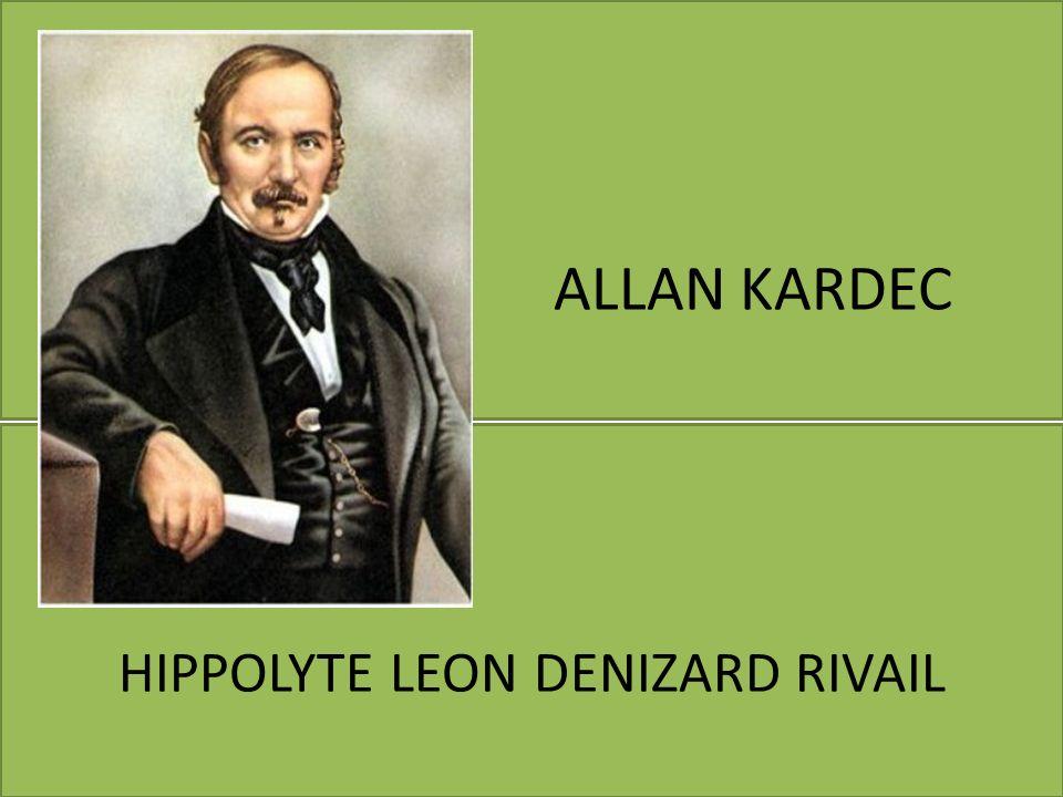 HIPPOLYTE LEON DENIZARD RIVAIL