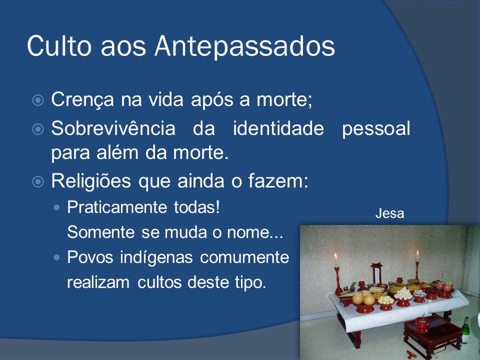 Culto aos Antepassados