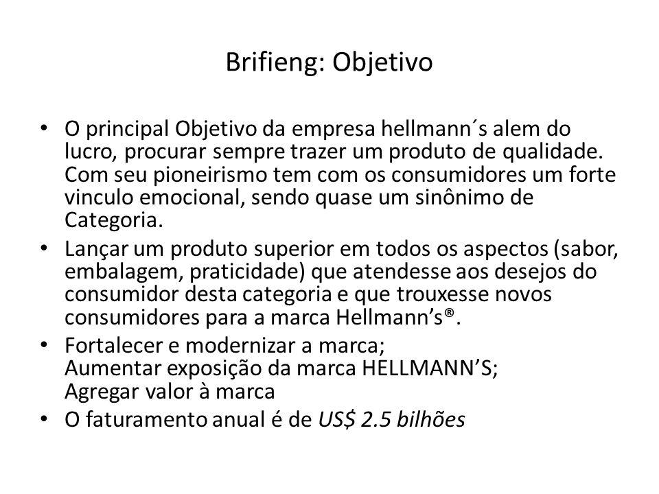 Brifieng: Objetivo