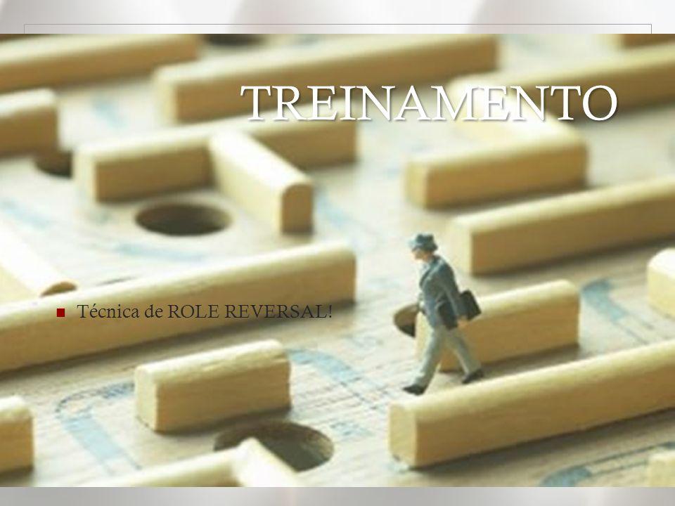 TREINAMENTO Técnica de ROLE REVERSAL!