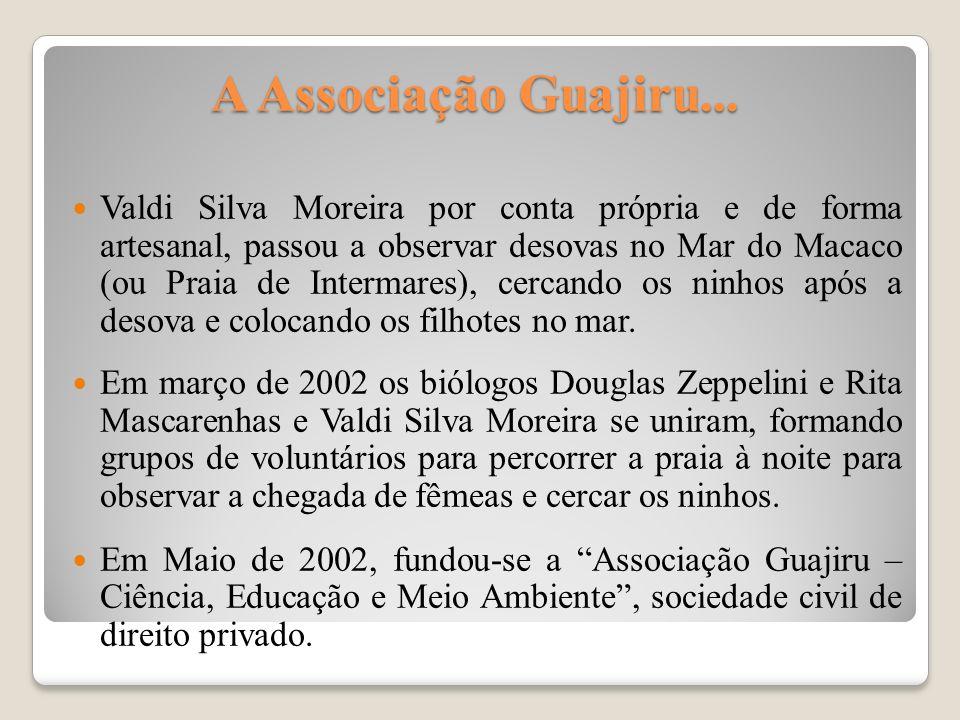 A Associação Guajiru...