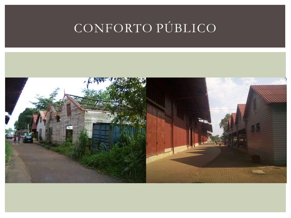 CONFORTO PÚBLICO
