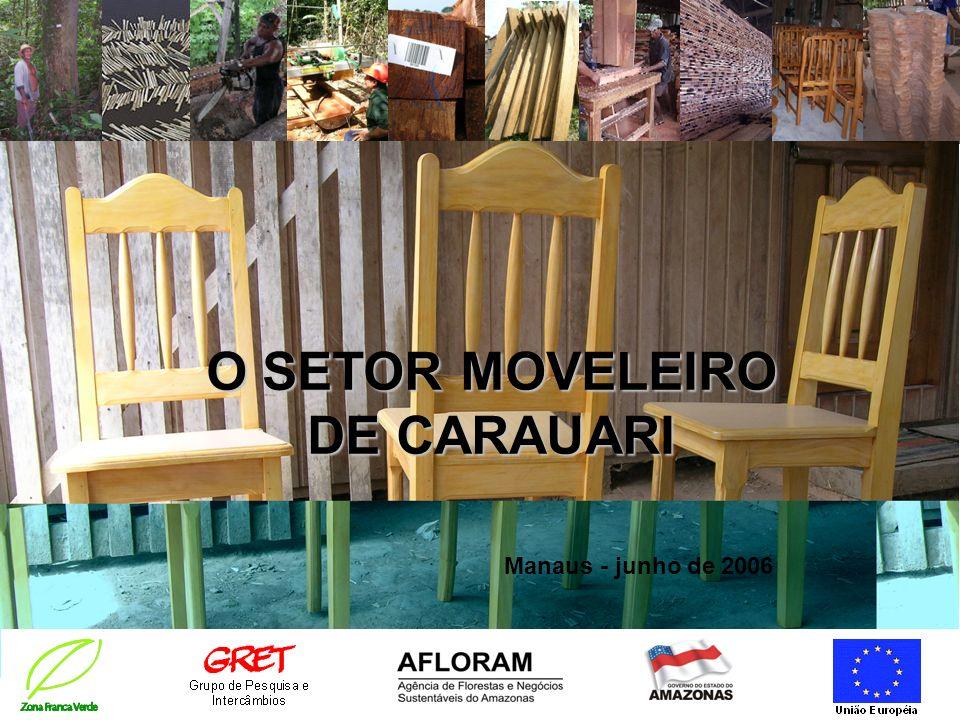 O SETOR MOVELEIRO DE CARAUARI