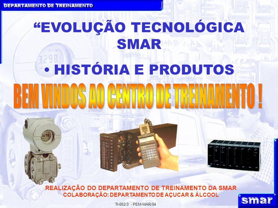 EVOLUÇÃO TECNOLÓGICA SMAR