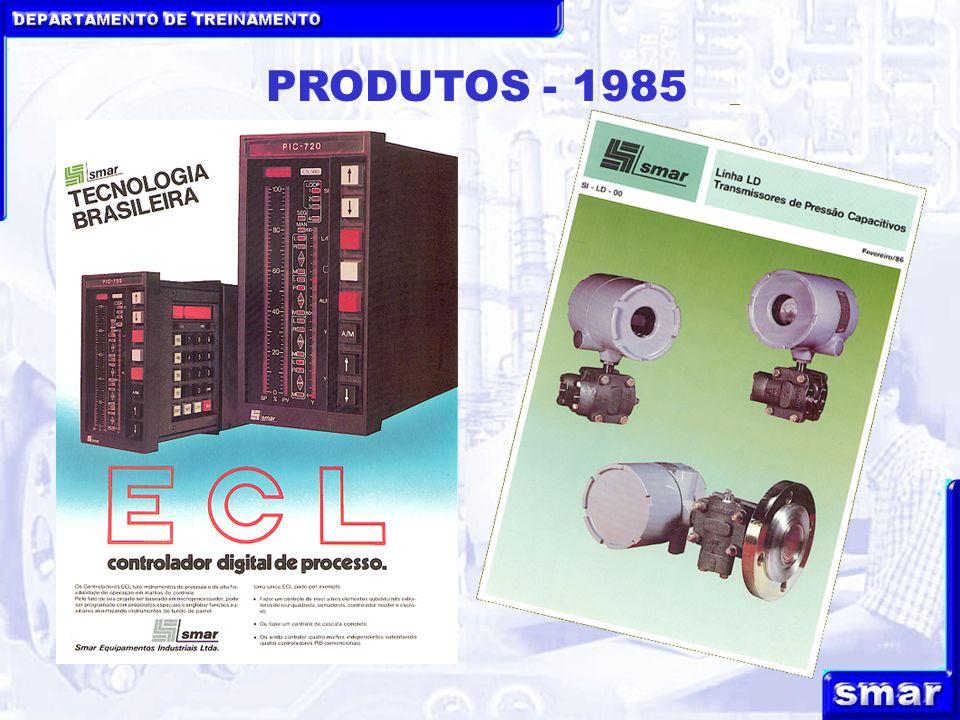 PRODUTOS - 1985