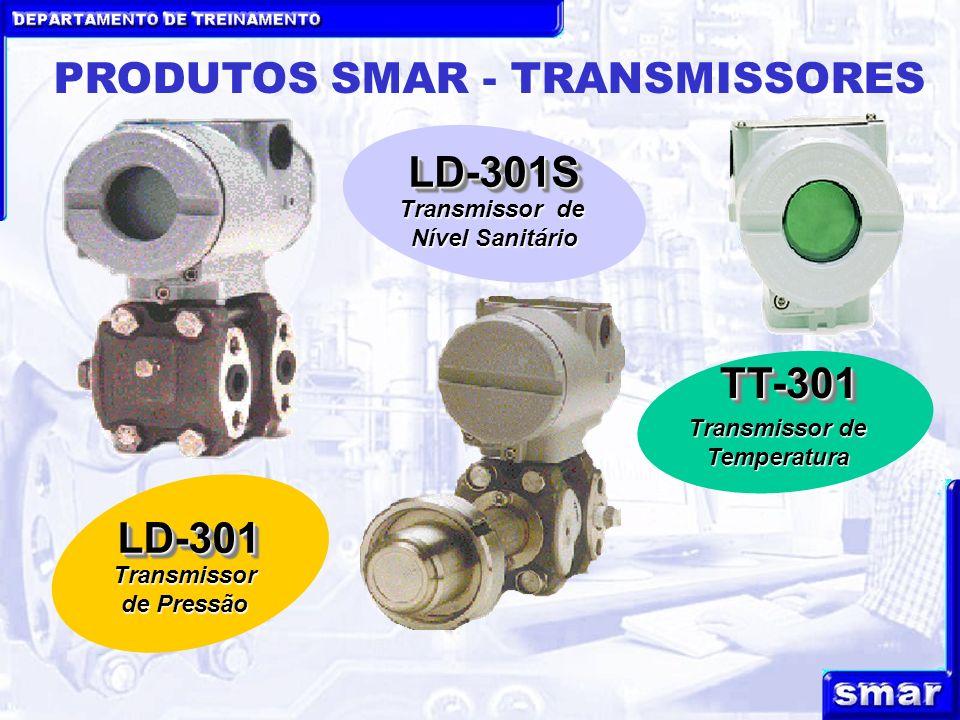 PRODUTOS SMAR - TRANSMISSORES