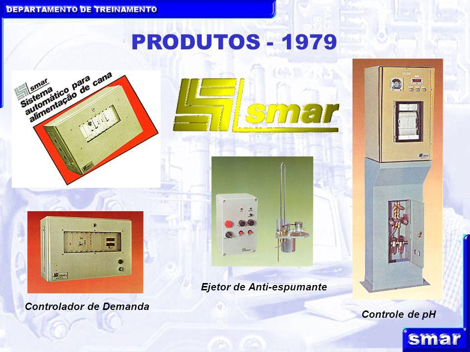 PRODUTOS - 1979 Ejetor de Anti-espumante Controlador de Demanda