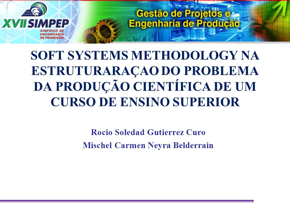 Rocio Soledad Gutierrez Curo Mischel Carmen Neyra Belderrain