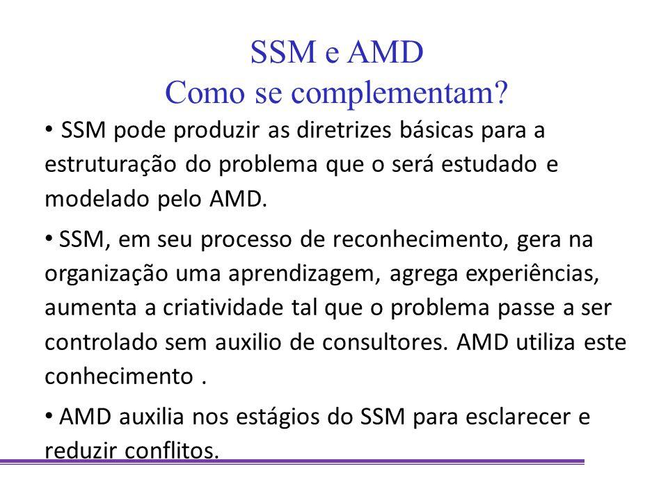 SSM e AMD Como se complementam