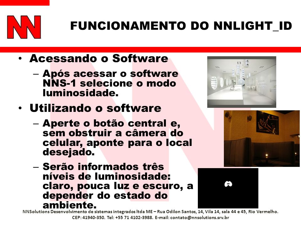 FUNCIONAMENTO DO NNLIGHT_ID