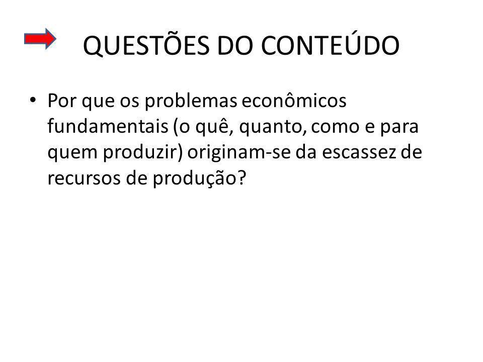 QUESTÕES DO CONTEÚDO