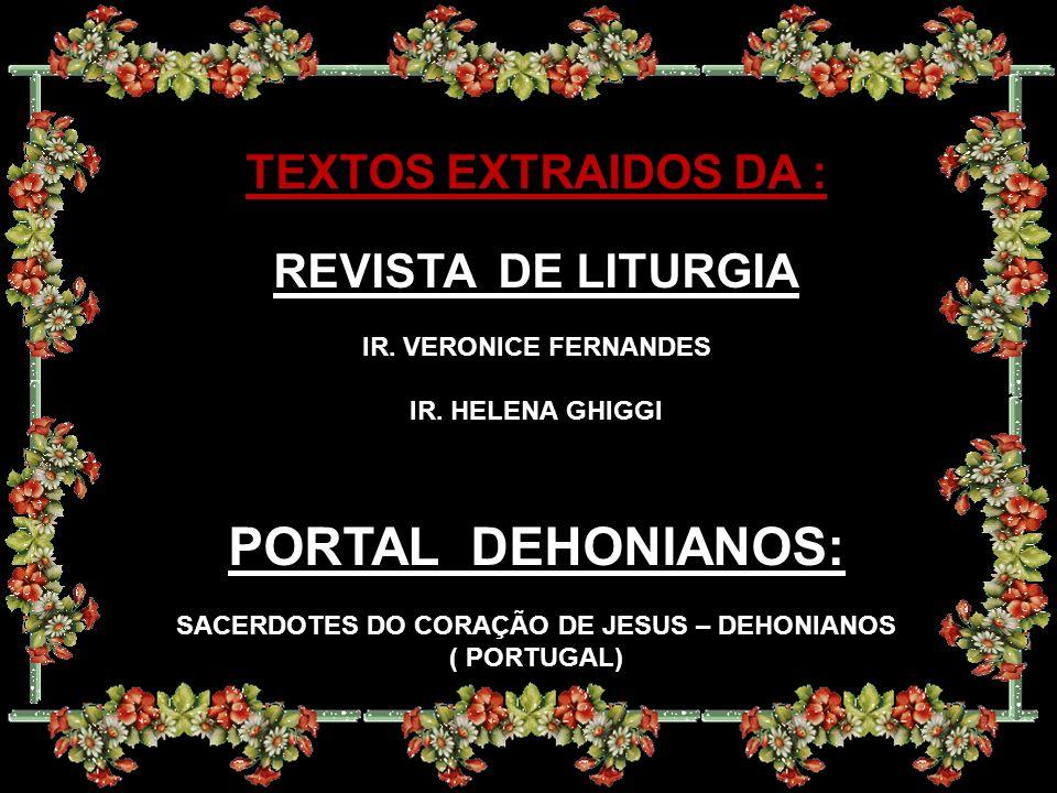 SACERDOTES DO CORAÇÃO DE JESUS – DEHONIANOS