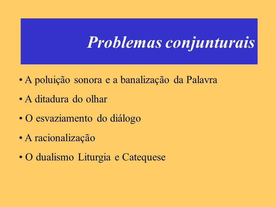 Problemas conjunturais