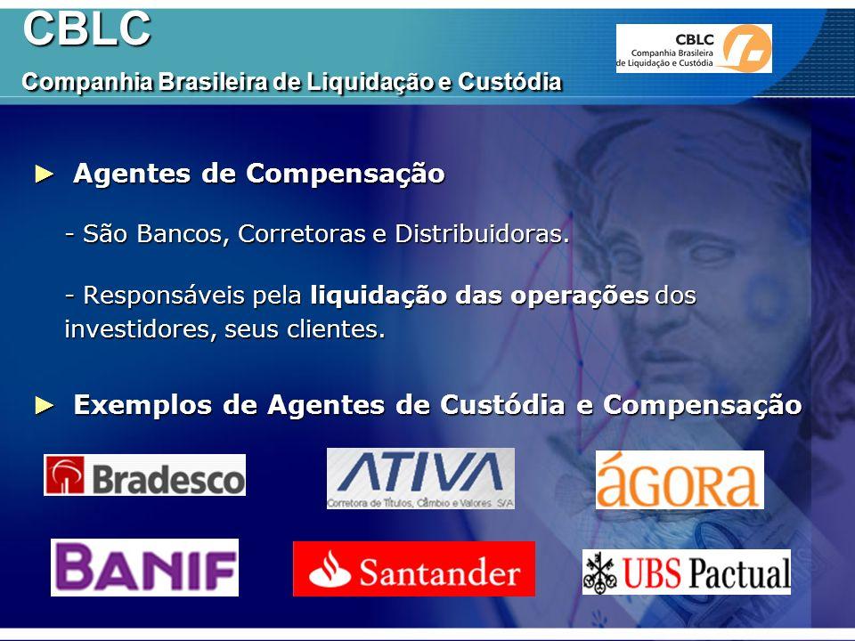 CBLC Companhia Brasileira de Liquidação e Custódia