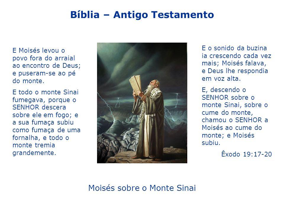 Bíblia – Antigo Testamento