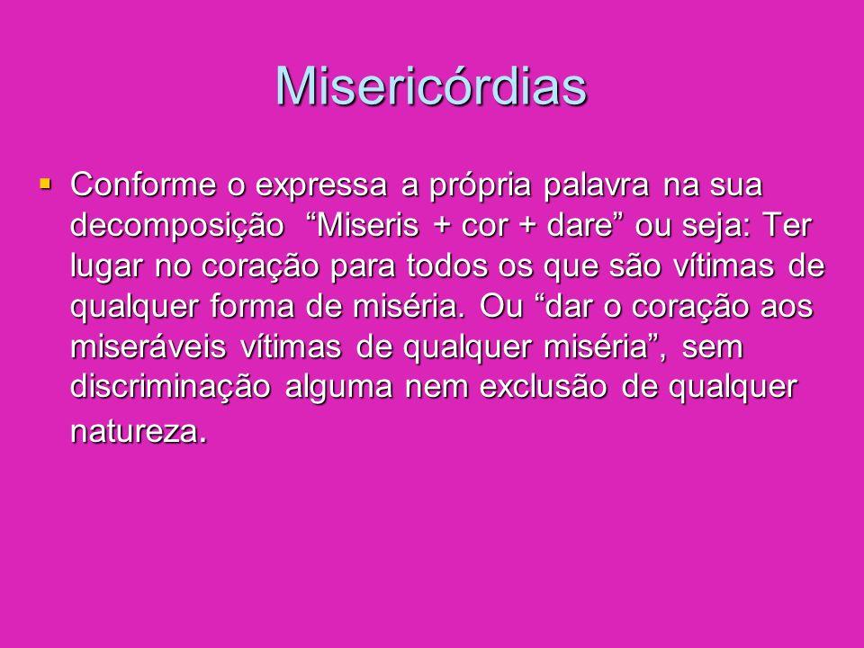 Misericórdias
