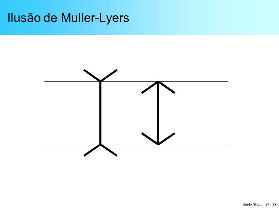 Ilusão de Muller-Lyers
